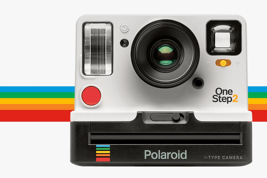 The  OneStep 2  takes the classic features of the instant camera, offering an ultra-s