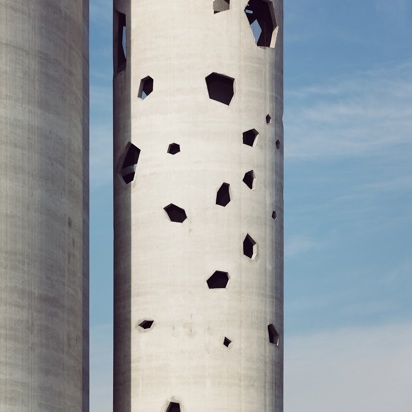 SILOS 13 Location: Paris, France Architect: VIB Architecture