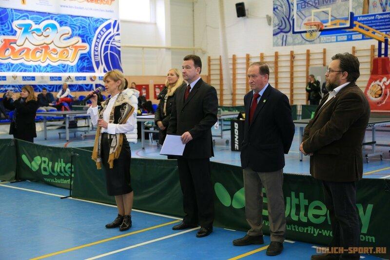 На церемонии открытия присутствовали Беликова Ольга Викторовна и Воронов Михаил Рудольфович