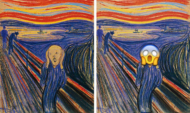 The Scream Painting Gets Modernized by Contemporary Artists (19 pics)