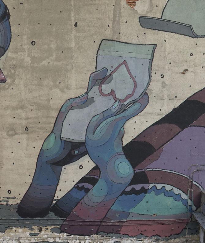 Street Artist - Aryz