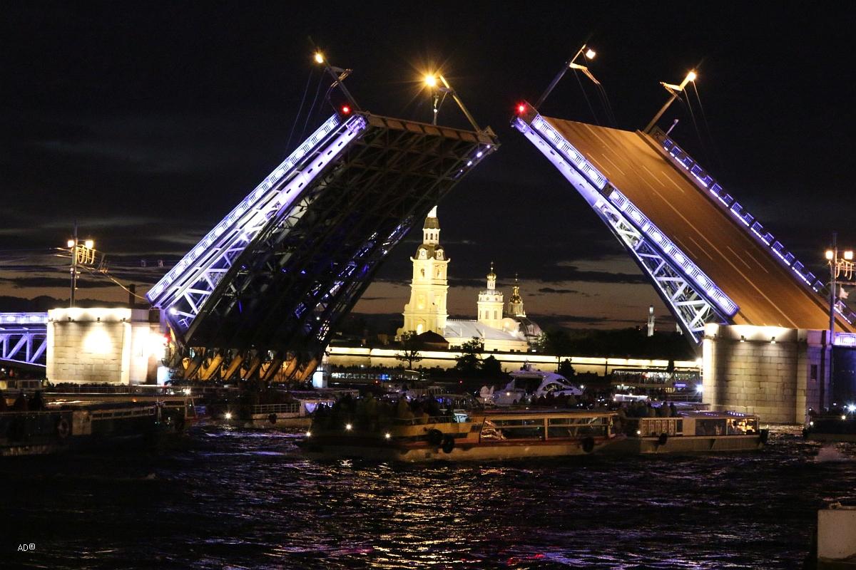 могут разводные мосты в мире фото боковую
