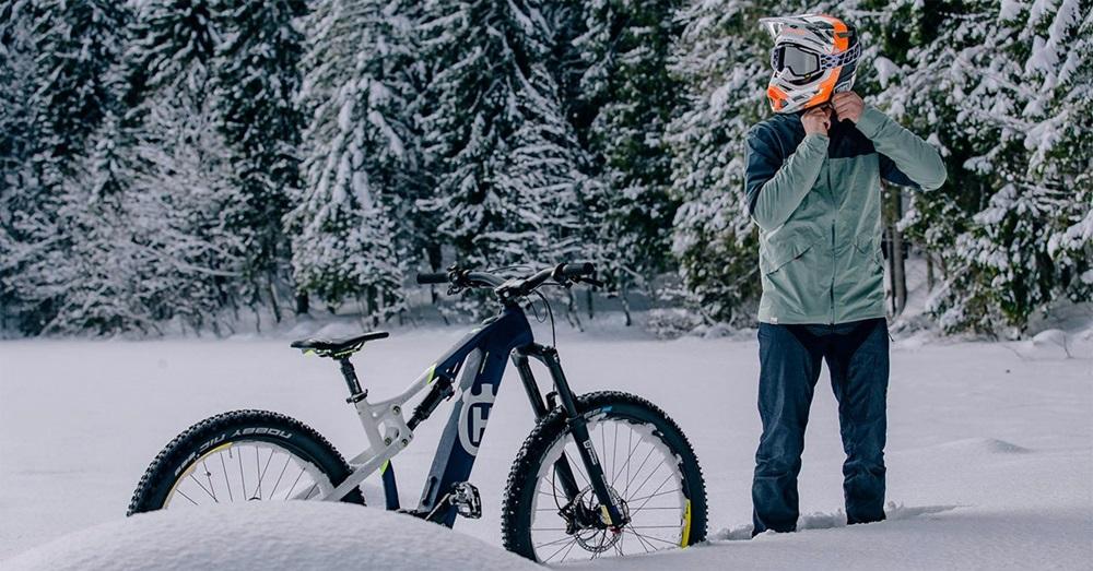 Электрические велосипеды Husqvarna