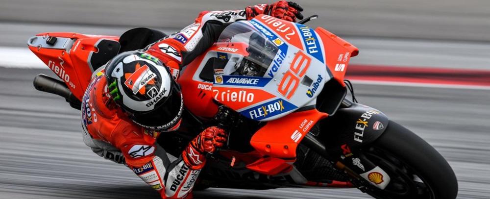 Результаты 3-го дня испытаний MotoGP 2018 в Сепанг. Лоренцо установил неофициальный рекорд трассы