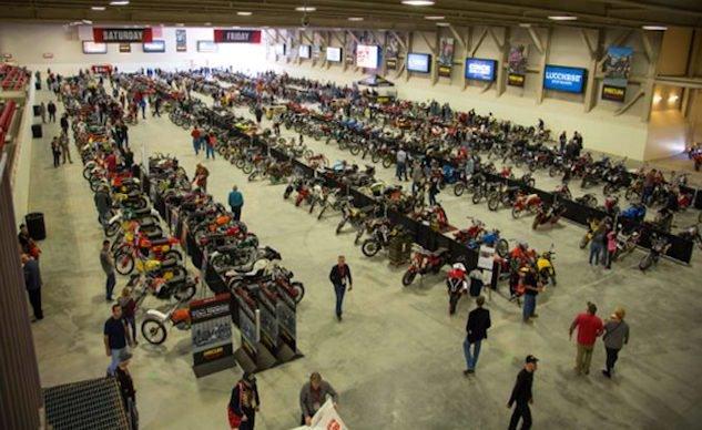 Топ 10 мотоциклов, проданных с аукциона Mecum 2018