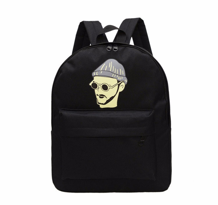 Details about New Women Canvas Backpack School Bags For Boys High School  Students Shoulder Bag 06b266c920