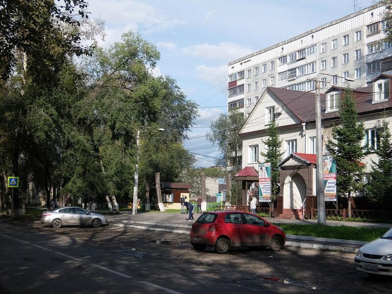 Новокузнецк - Улица 40 лет ВЛКСМ