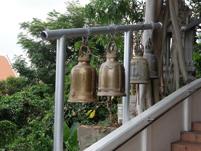 Бангкок - Колокола на Золотой Горе