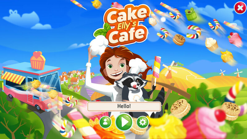 Ellys Cake Cafe