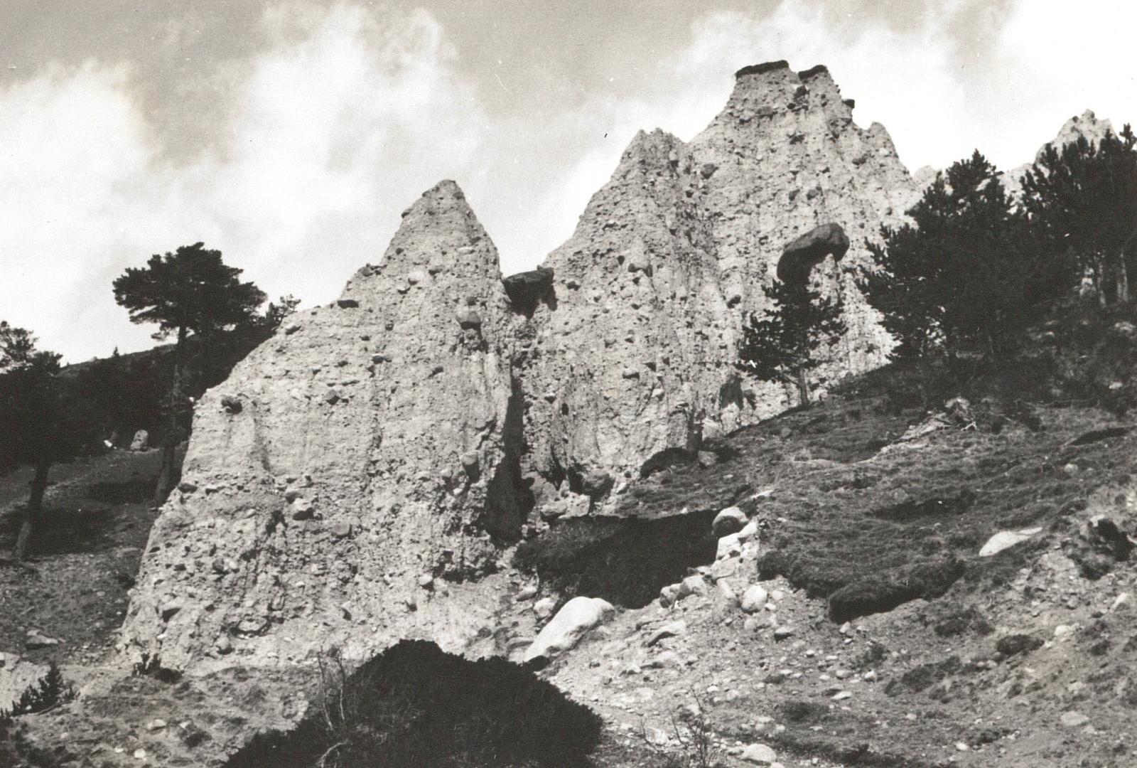 Центральный Кавказ. Долины Ирика