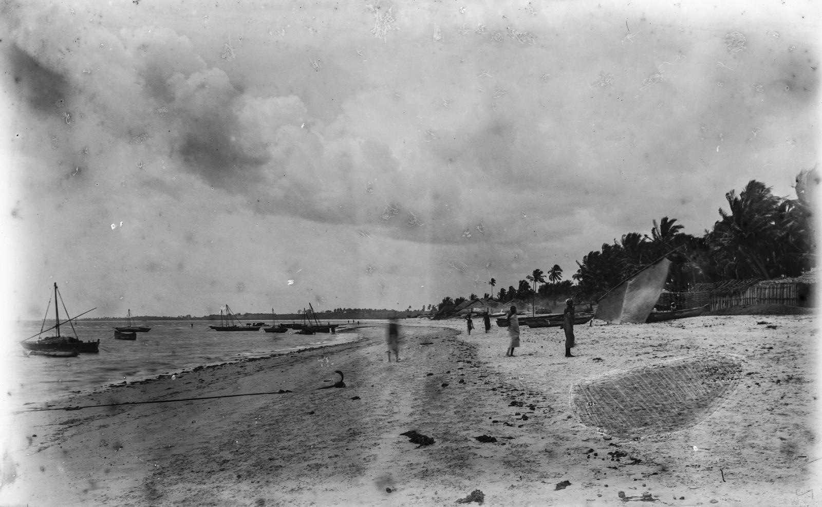 05. Пляж Багамойо