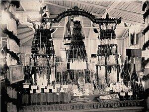 Отделы участников Выставки