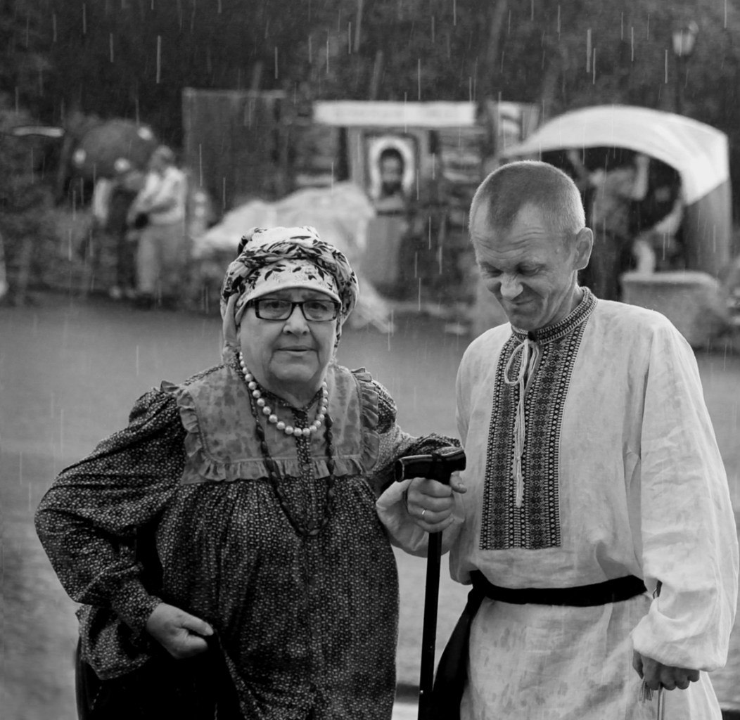 1984. День Победы Омск