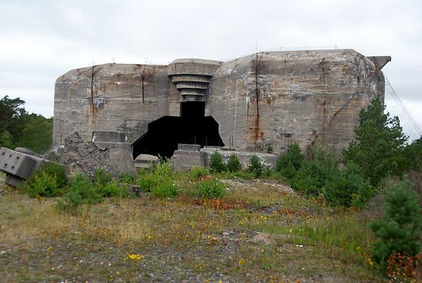Немецкая гигантомания.  Батарея Вара в Норвегии (55 фото)