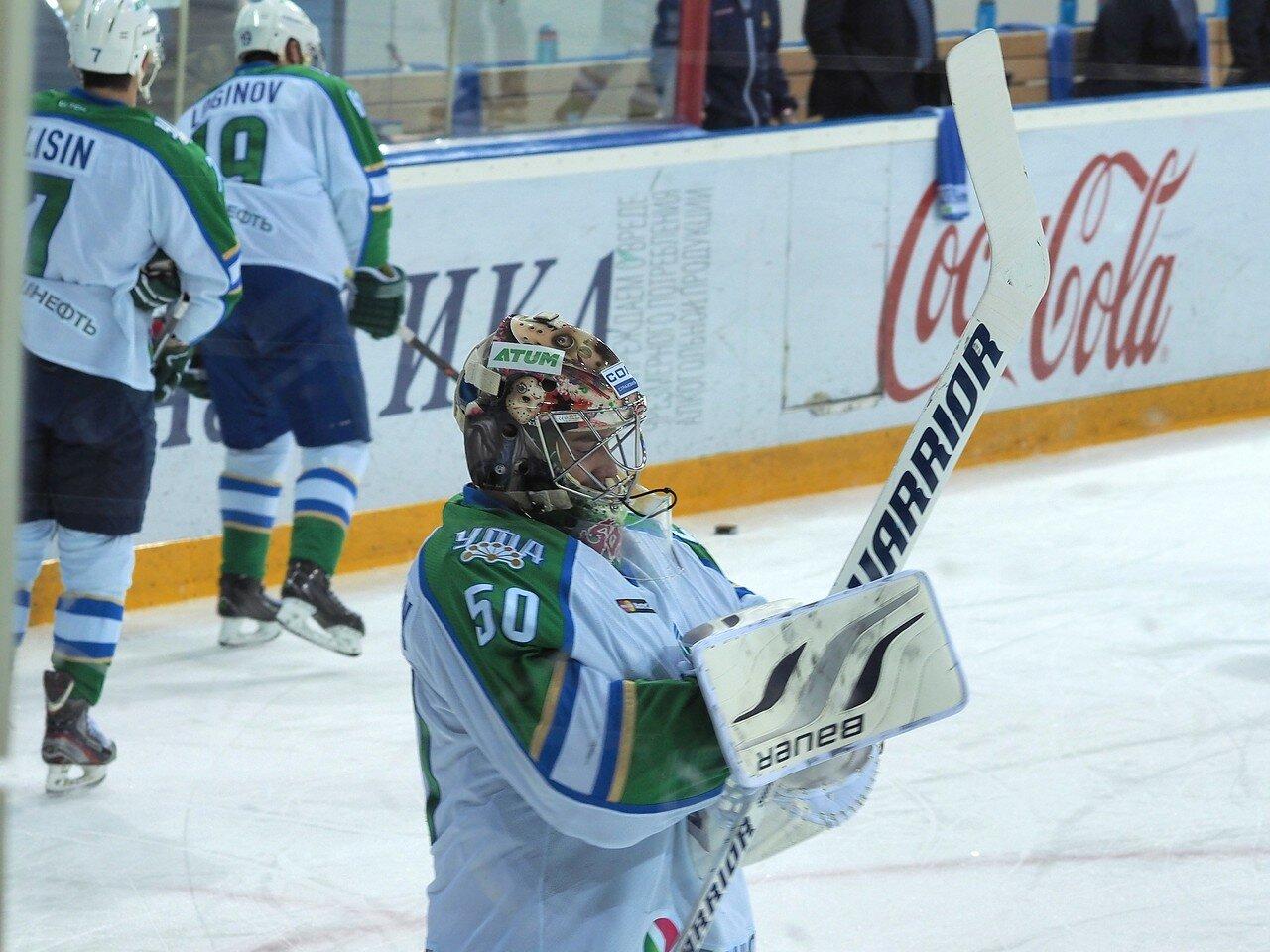 11Плей-офф 2016 Восток Финал Металлург - Салават Юлаев 31.03.2016