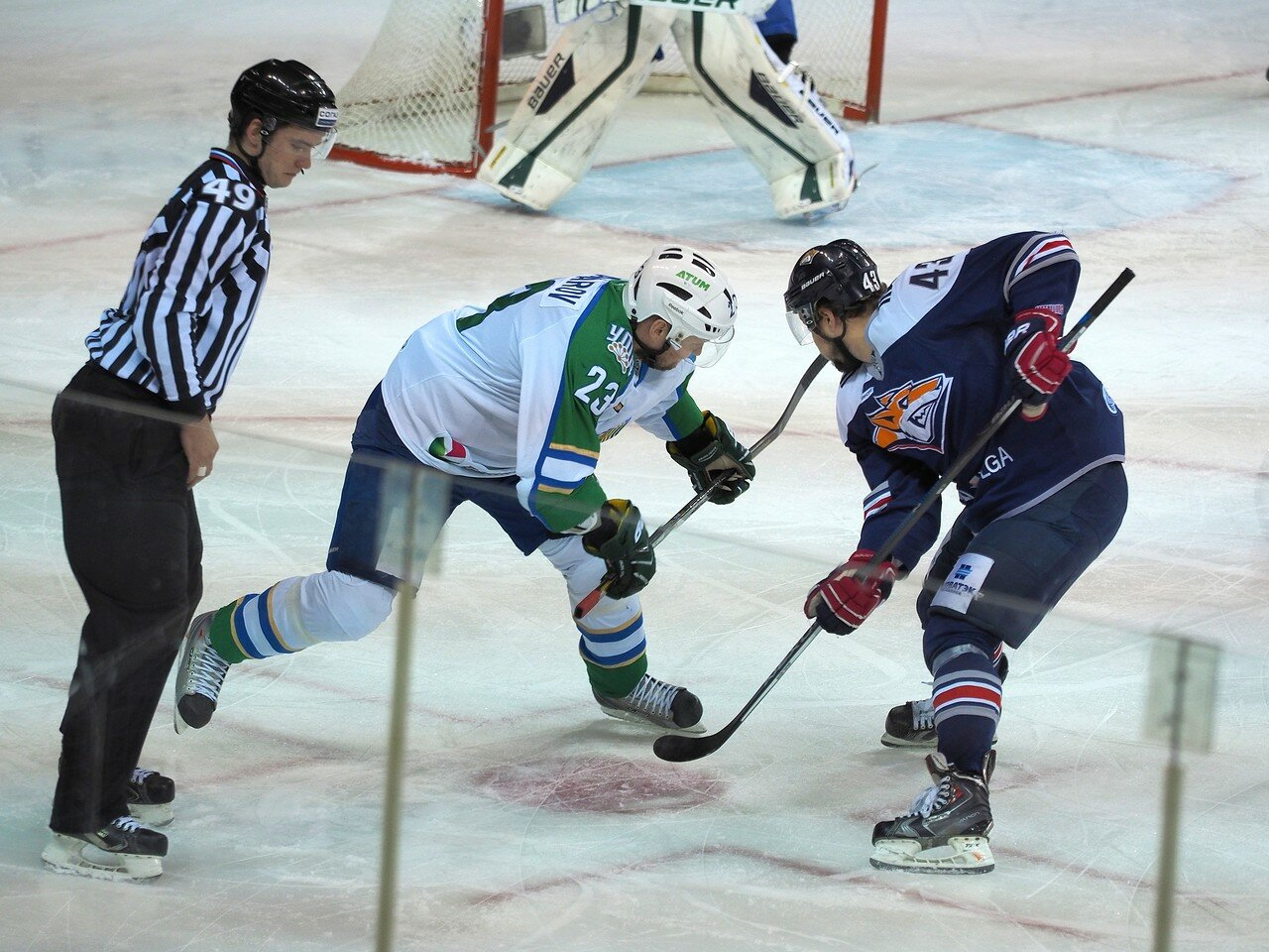 52Плей-офф 2016 Восток Финал Металлург - Салават Юлаев 31.03.2016