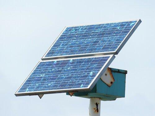 Еще два предприятия начали производить солнечную электроэнергию