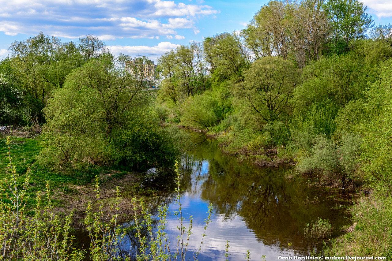 Полоцк. река Полота