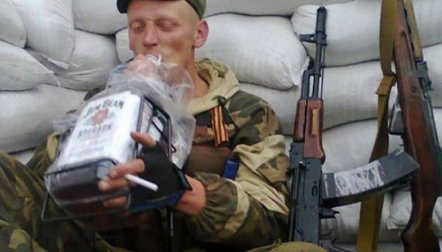 Отпуск закончился: Трое пьяных боевиков подорвались на собственном минном поле, - ГУР