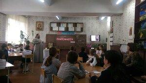 Seminar la religie în s.Danu, r.Glodeni