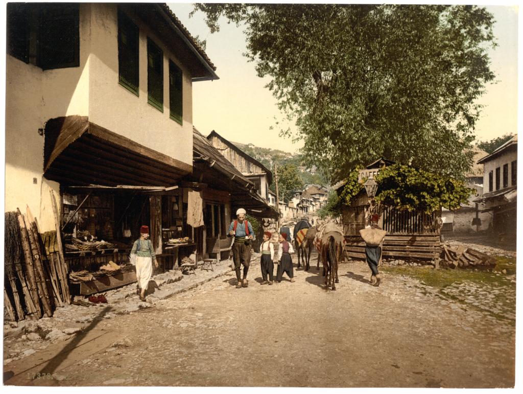 Цветные снимки из коллекции