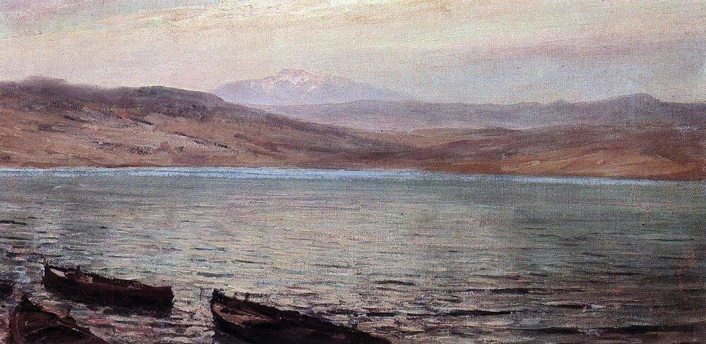 Тивериадское (Генисаретское) озеро1. 1881-882.jpg