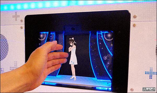 Японские симуляторы любовных отношений. Виртуальная романтика