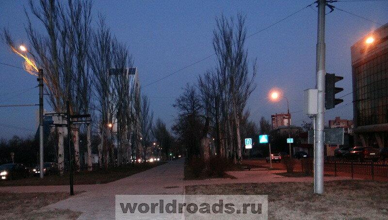 Вечерний Донецк