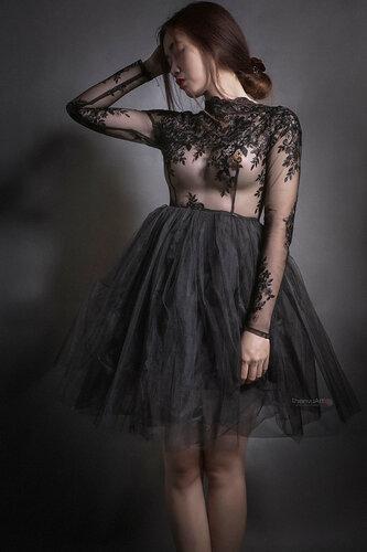 Платья или Девушки? 18+