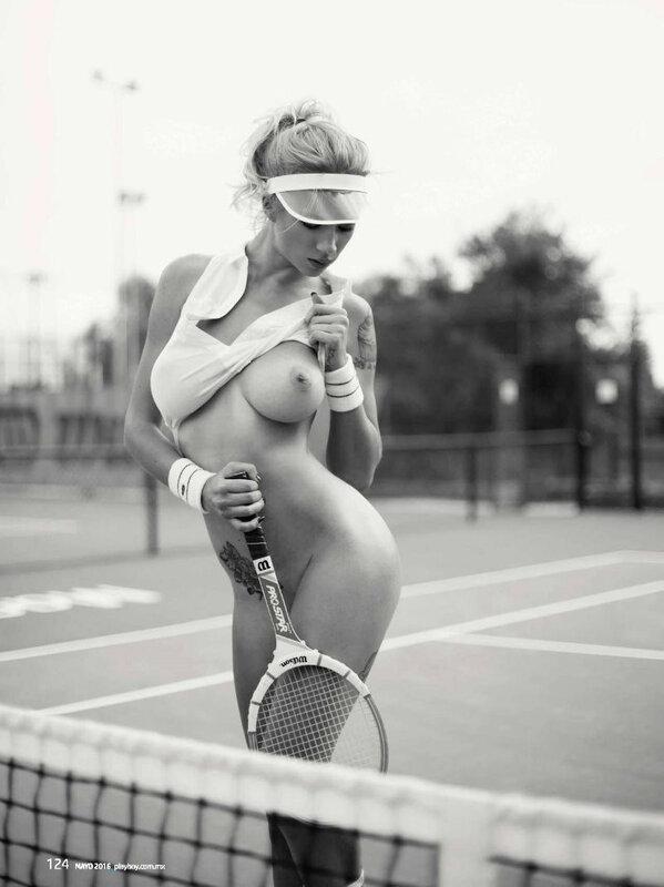 Sports Girls Playboy issue