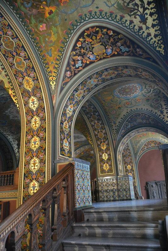 Музей Штиглица Русский зал Теремок