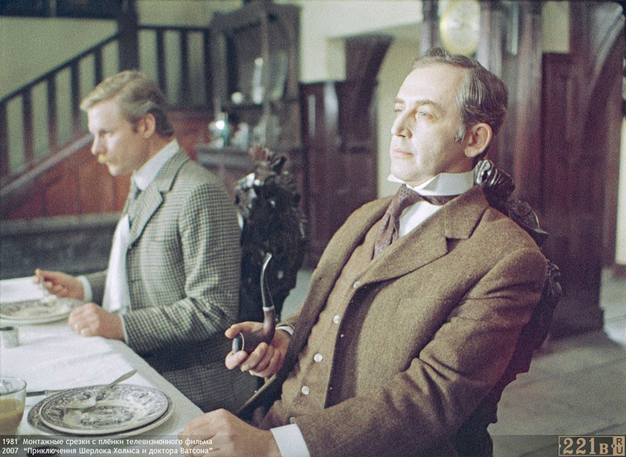 4. Если с Холмсом и Ватсоном было уже давно всё понятно, то с выбором актёров на другие роли вс
