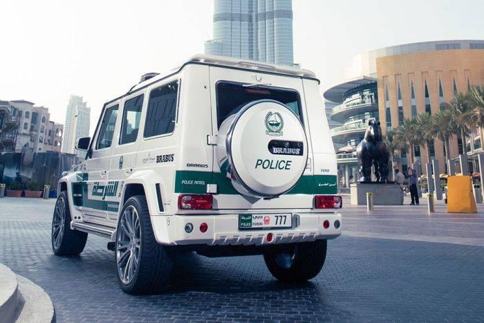 Ford Explorer Police Interceptor Utility Этот вседорожный полицейский «перехватчик» построен на базе