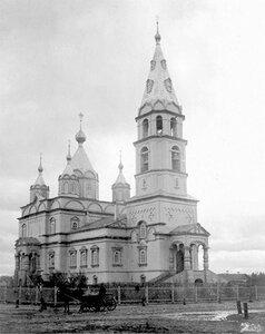 Ивановская улица. Церковь Спаса