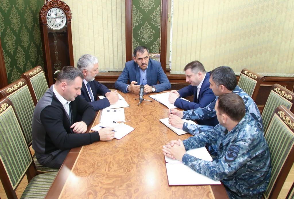 Задержаны 9 участников конфликта вморге Ингушетии при выдаче тела боевика