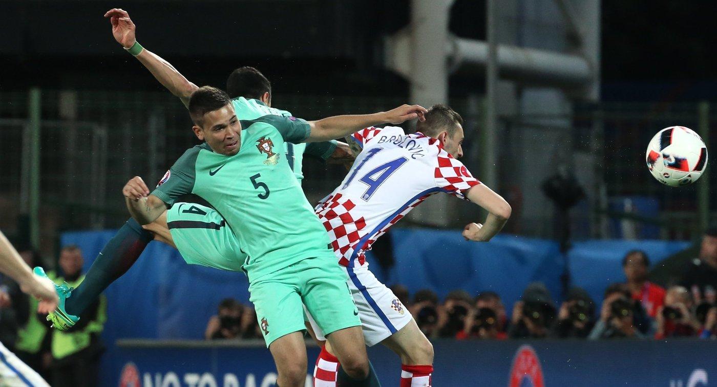 Невезение Хорватии обернулось для Португалии выходом вчетвертьфинал