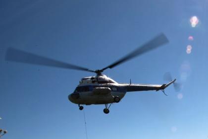 В Российской Федерации разбился вертолет: есть жертвы