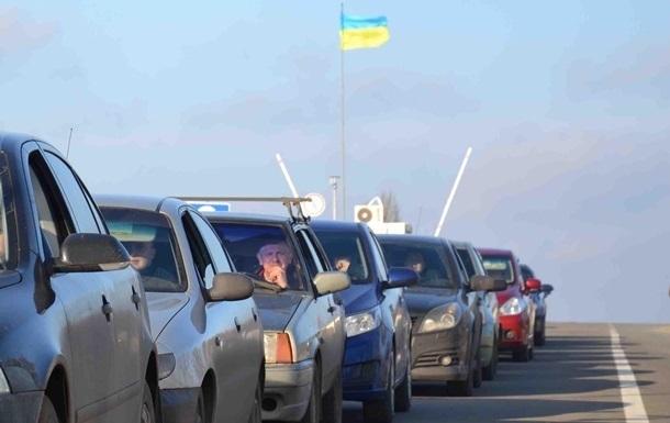 Боевики обстреляли КПВВ «Золотое» вЛуганской области