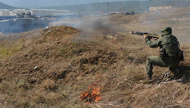 Российская Федерация использует учения, чтобы утаить развертывание войск вгосударстве Украина — ВПентагоне предупредили
