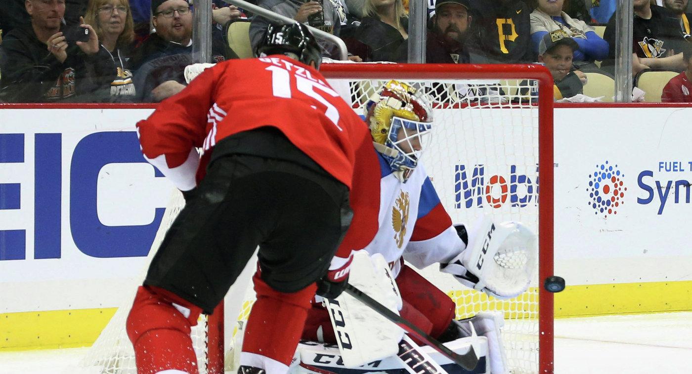Российская Федерация проиграла Канаде ввыставочном хоккейном матче перед Кубком мира