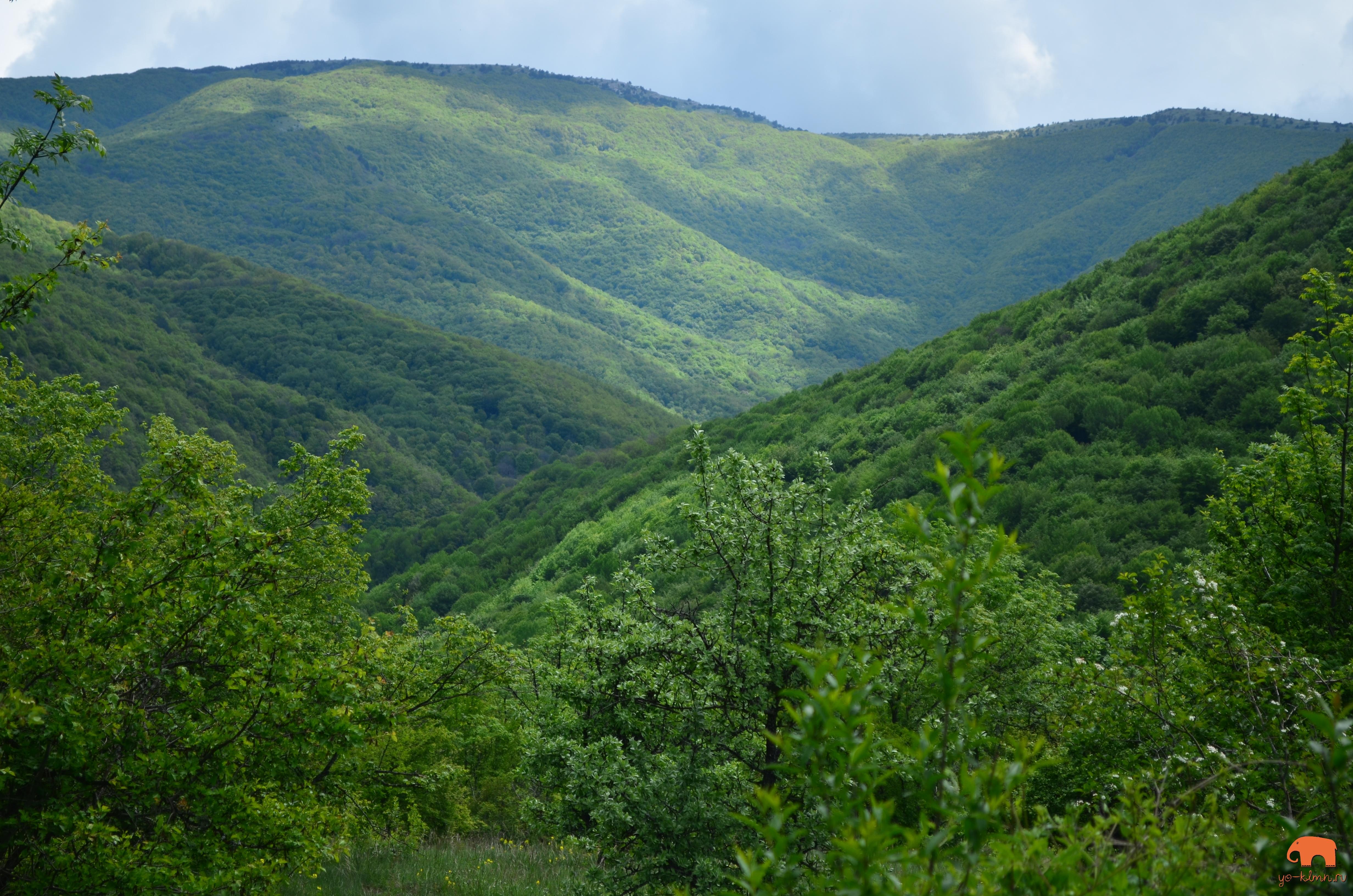 поход Богатырь Бойка Большой Каньон Крыма Соколиное