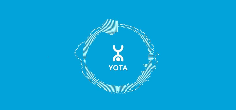 yota - логотип йота