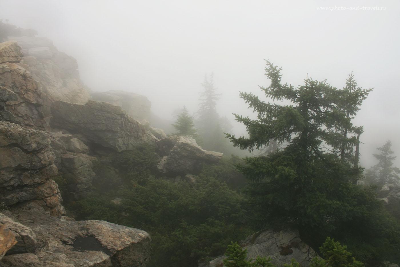 Фото 8. Стоит ли идти на хребет Зюраткуль в дождливую погоду? Мне кажется, за такими видами можно отправиться в поход даже, когда на улице пасмурно. 1/125, 6.3, 100, 18. Снято на камеру Canon EOS 400D KIT 18-55.