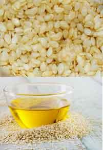 Семена и масло кунжута