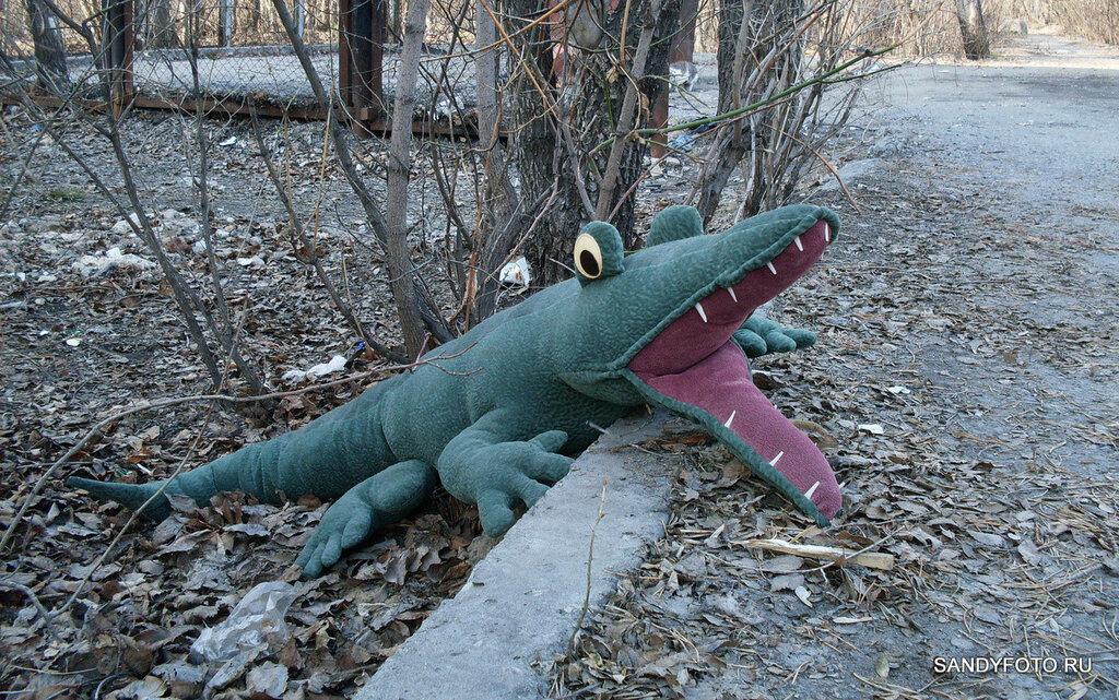 Троицкие крокодилы