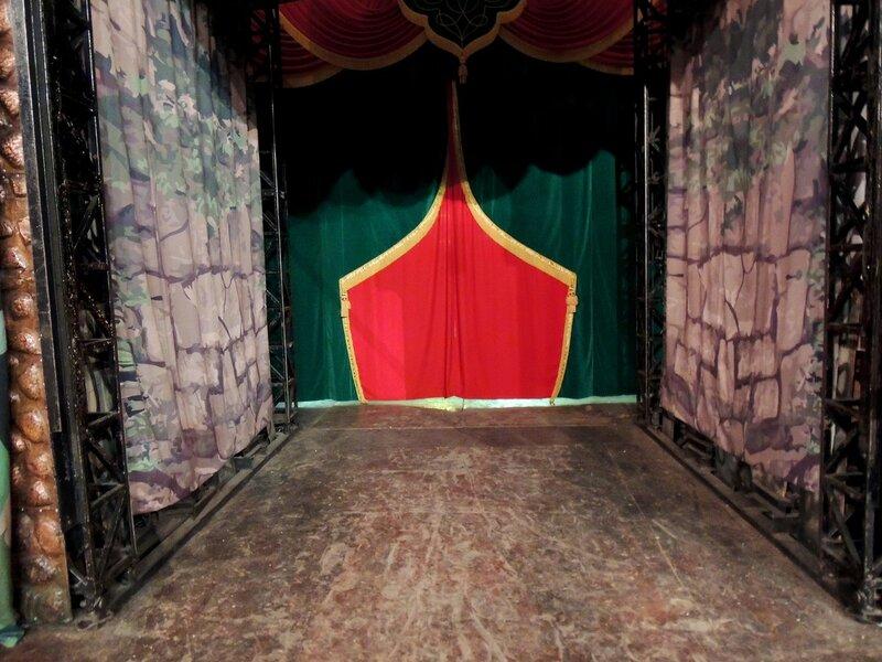 День в цирке