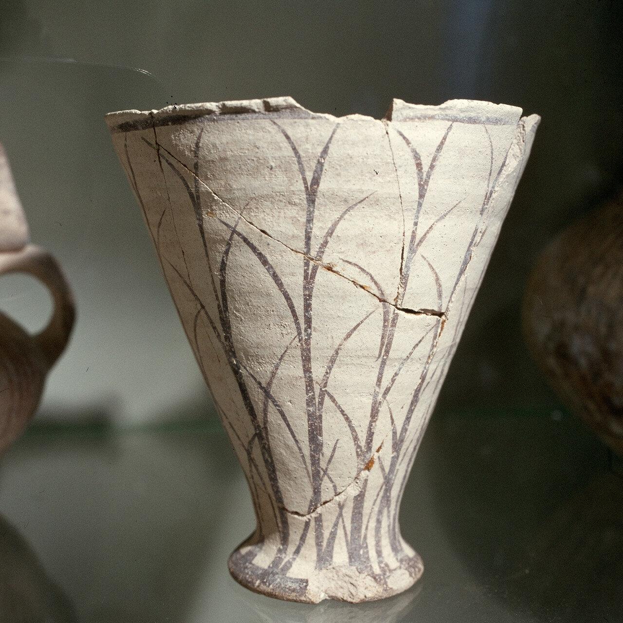 Милос, Плака. Археологический музей. Минойская ваза
