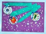 Набиев Матвей (рук. Садритдинова Лейсан Ринатовна) - Новогодние игрушки