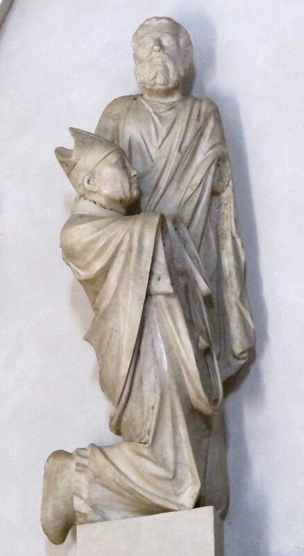 014-мавзолей Брея (ап.Марк и кардинал Брей).jpg