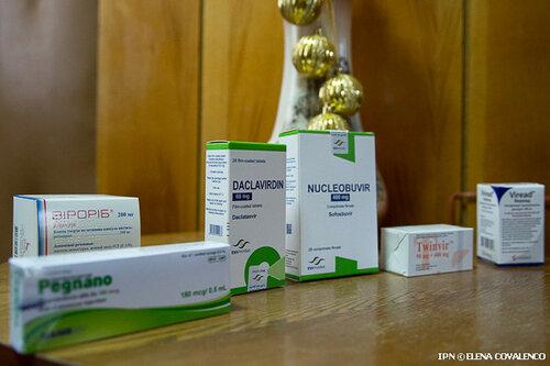 Больные гепатитом в Молдове получат бесплатное лечение